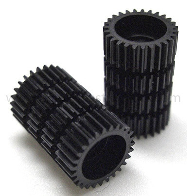 China Precision Plastic CNC Machining 4 Sections Spur Gear.jpg
